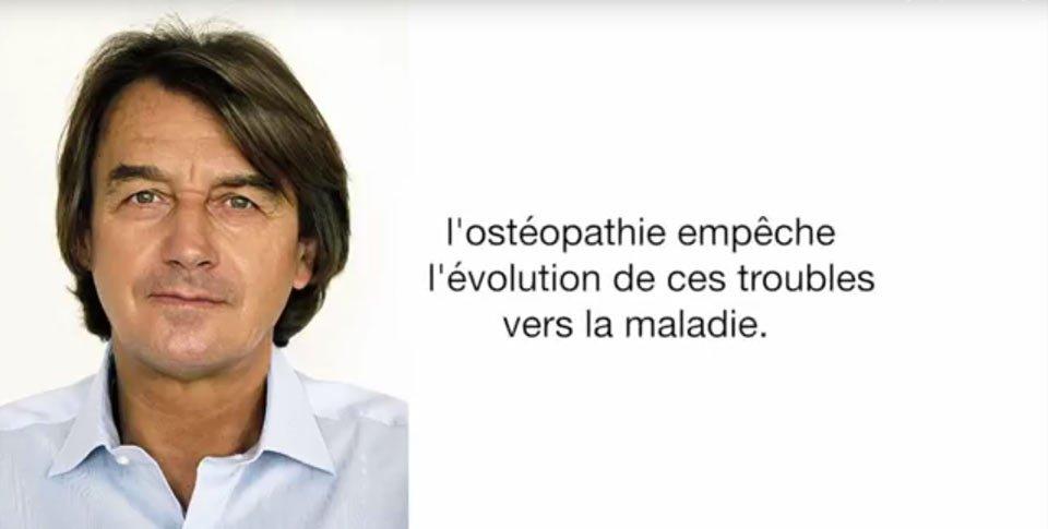 Pourquoi faire la preuve de l'efficacité de l'ostéopathie ?